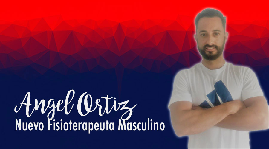 Ángel Ortiz se suma al staff masculino