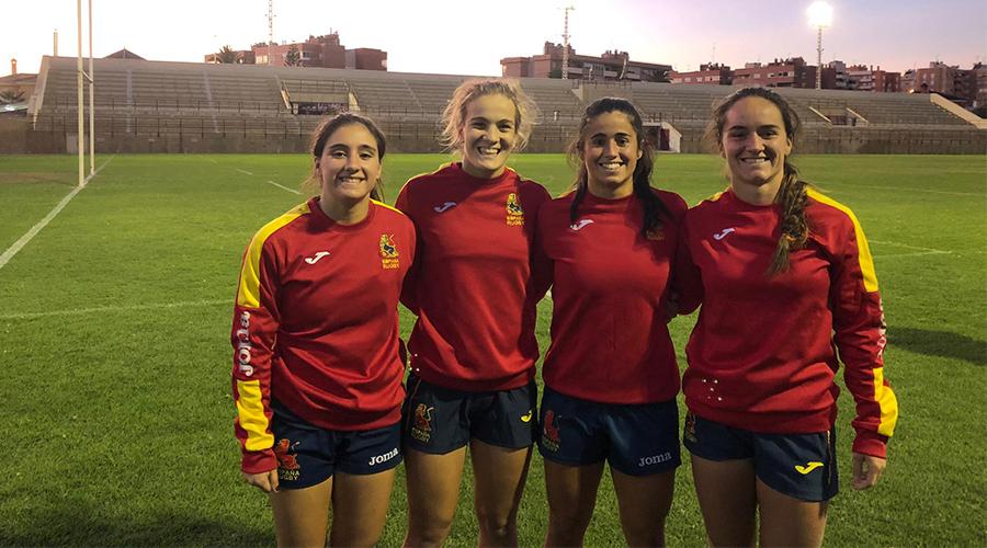 Cuatro rhinas en Elche con España7s