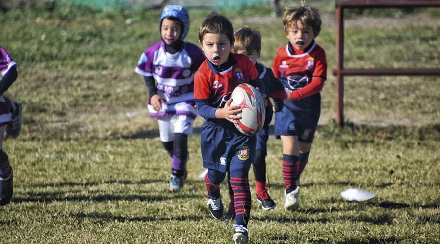 Jornadas de la Federación de Rugby de Madrid