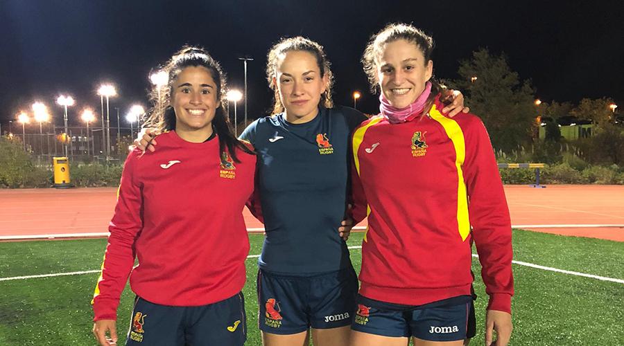 El rugby femenino está imparable en Majadahonda.