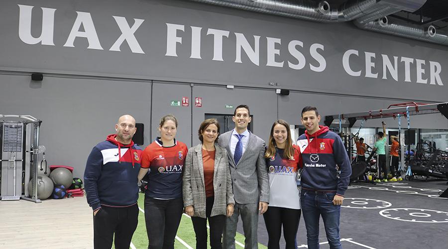 La Universidad Alfonso X inaugura su Fitness Center