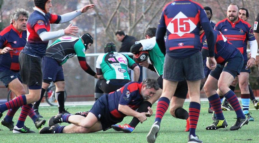 Tercio Viejo vs Moralzarzal Rugby