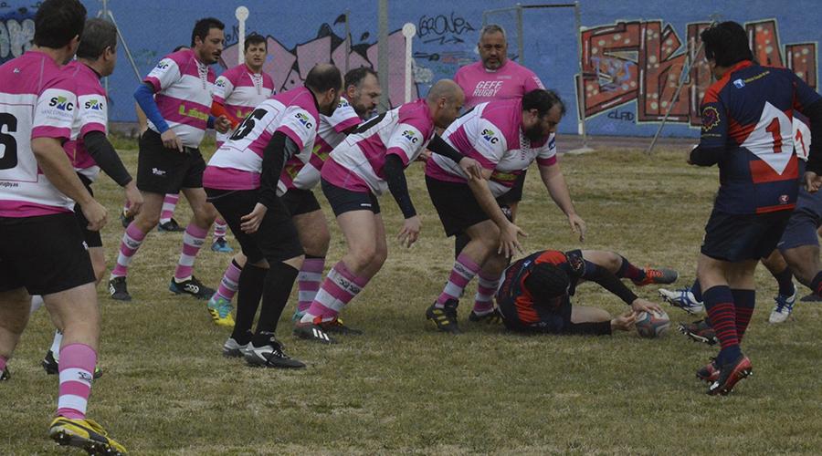 Tercio viejo vs Sanchos Quijote Rugby