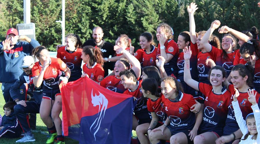 Rugby Majadahonda son Campeonas de Madrid