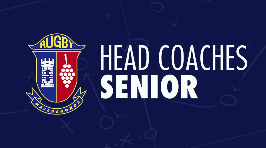 Presentación Head Coaches senior