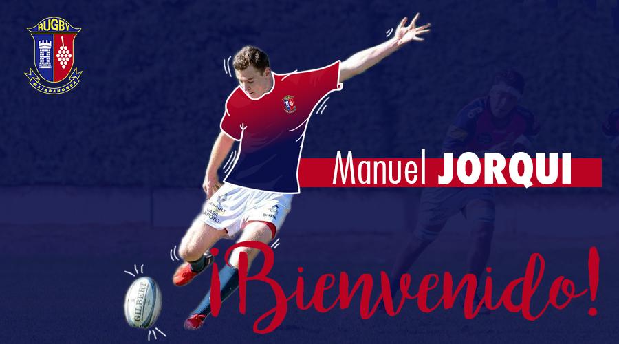 Rugby Majadahonda suma a Manuel Jorqui a sus filas