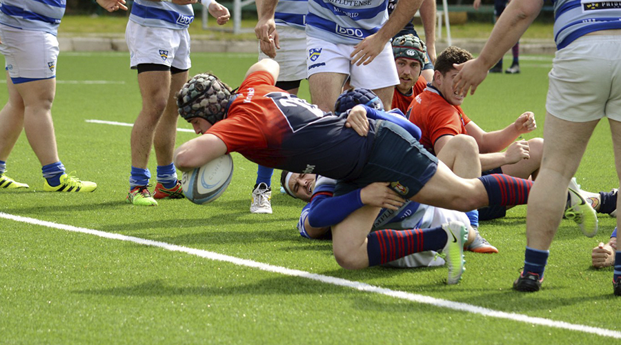 Rugby Majadahonda luchará por una plaza en DHB