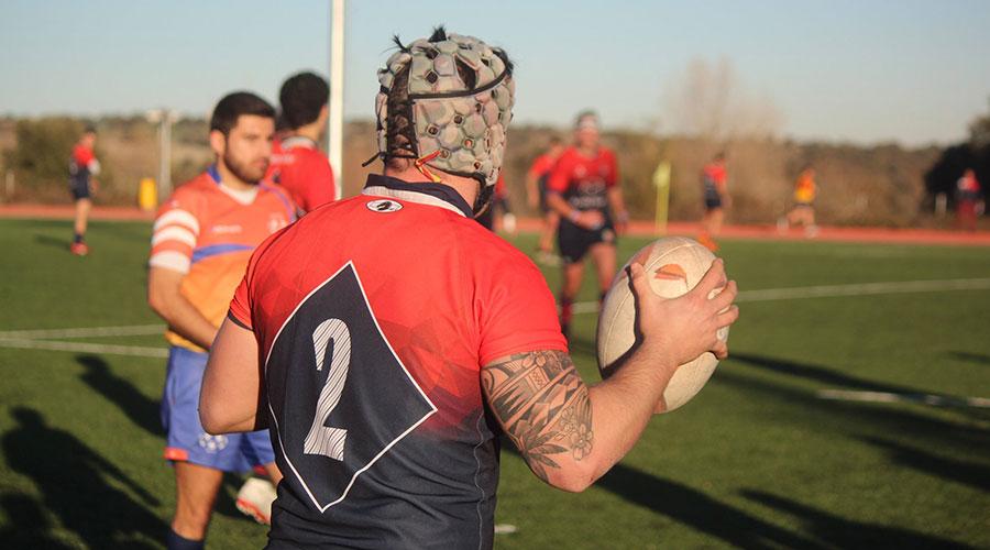 Convocatoria contra CD Rugby Mairena