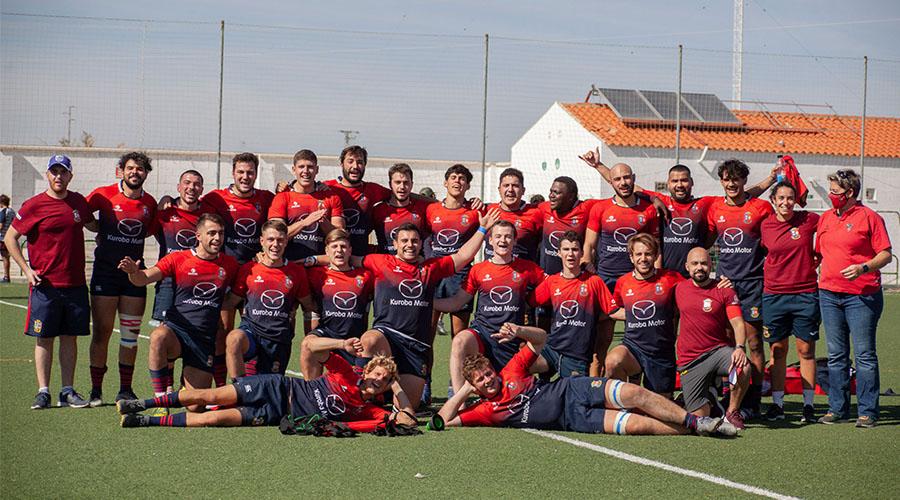 Rugby Majadahonda nuevo equipo de División de Honor B