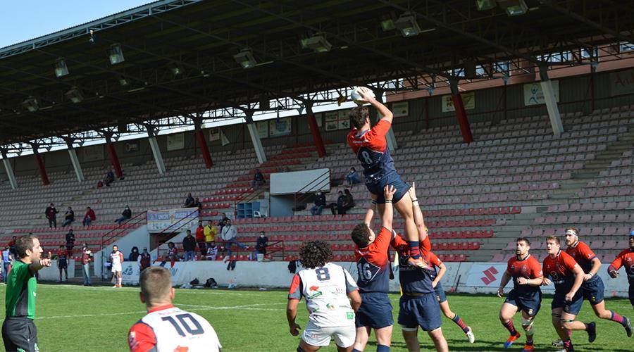 Rugby Majadahonda cae en Almería