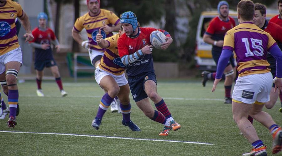 Rugby Majadahonda no puede con Pozuelo Rugby Unión