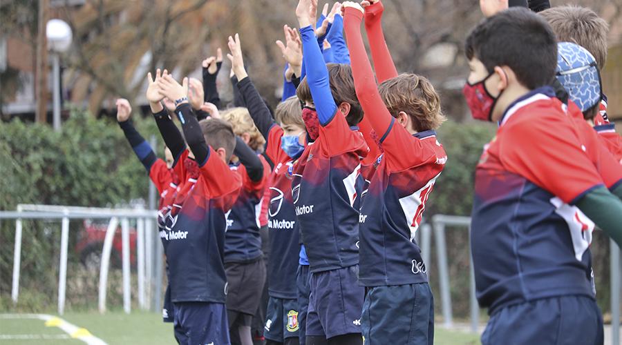 Rugby Majadahonda bate récord de licencias