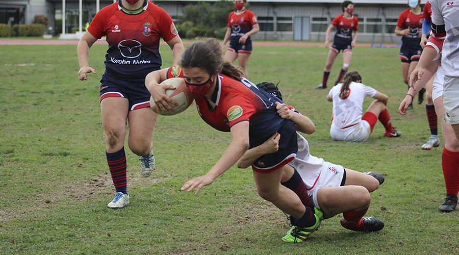 Rugby Majadahonda Campeón de Madrid