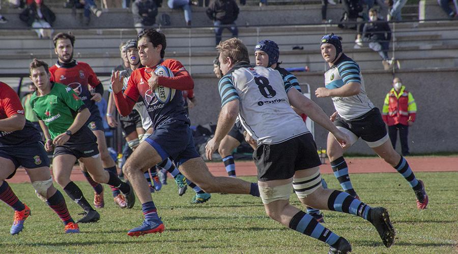 Rugby Majadahonda cierra la temporada en casa