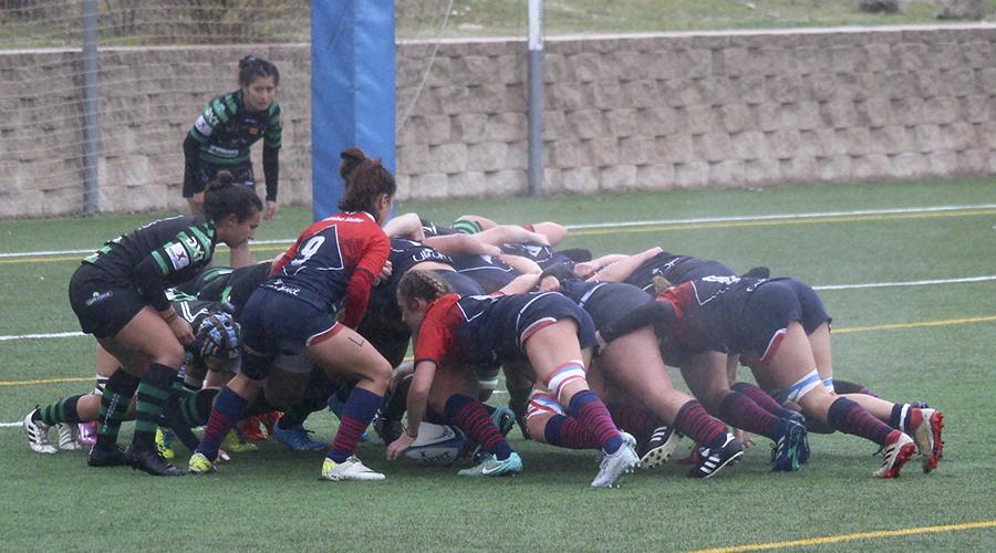 Rugby Majadahonda recibe a las campeonas