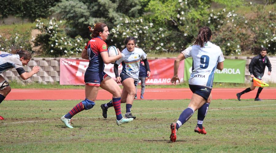 Rugby Majadahonda vence a las campeonas y termina líder