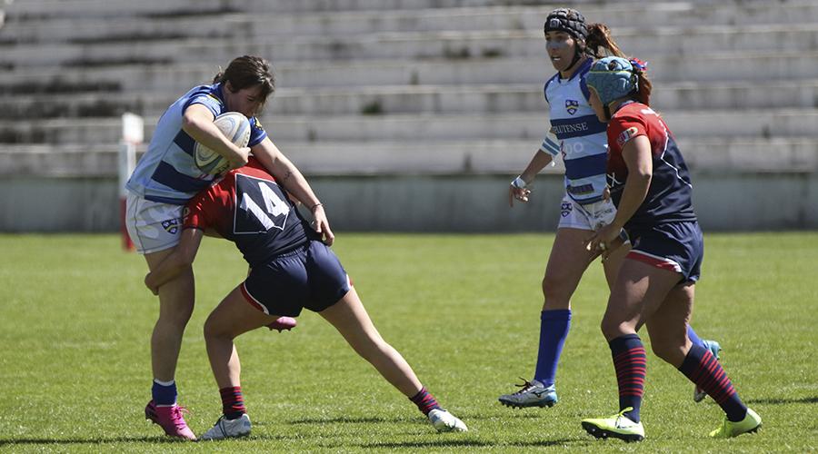Rugby Majadahonda a por el liderato