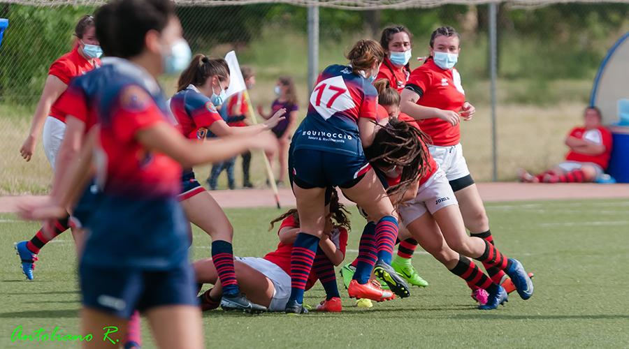 Finaliza una gran temporada para el tercer equipo femenino