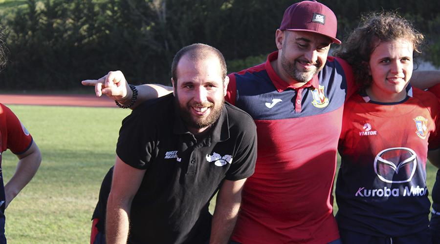 Javier Fontenla analiza la temporada de Primera Regional