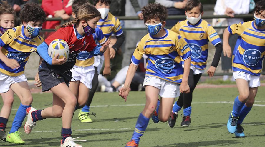 Rugby Majadahonda organiza el Torneo Silicius