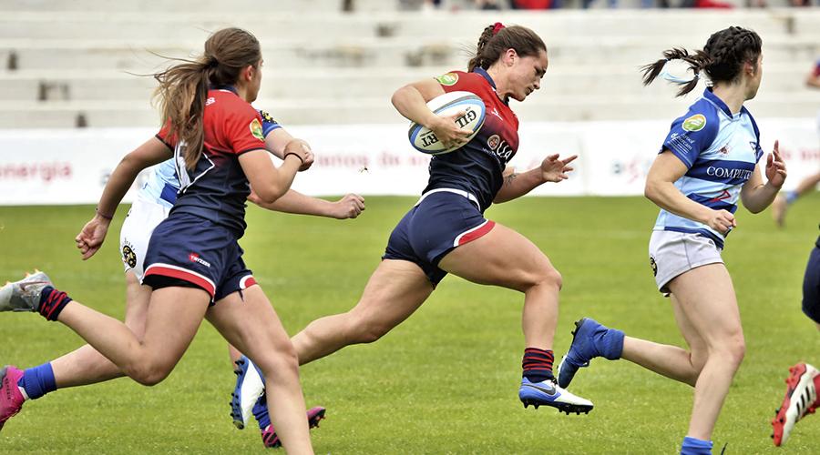 Rugby Majadahonda en busca del título de liga