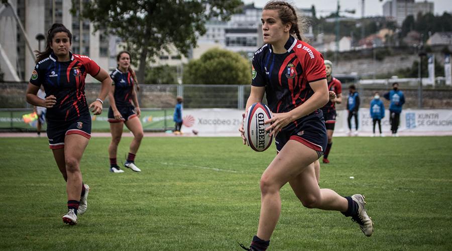 Rugby Majadahonda da el primera paso en las GPS Copa de la Reina Iberdrola