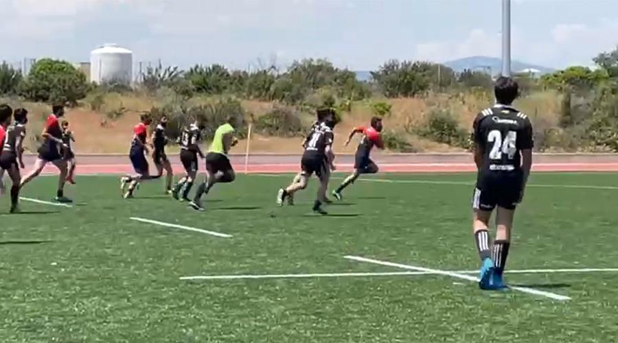 Éxito en la UAX como sede de rugby 7s