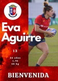 Eva Aguirre, incorporación de lujo para el CRM