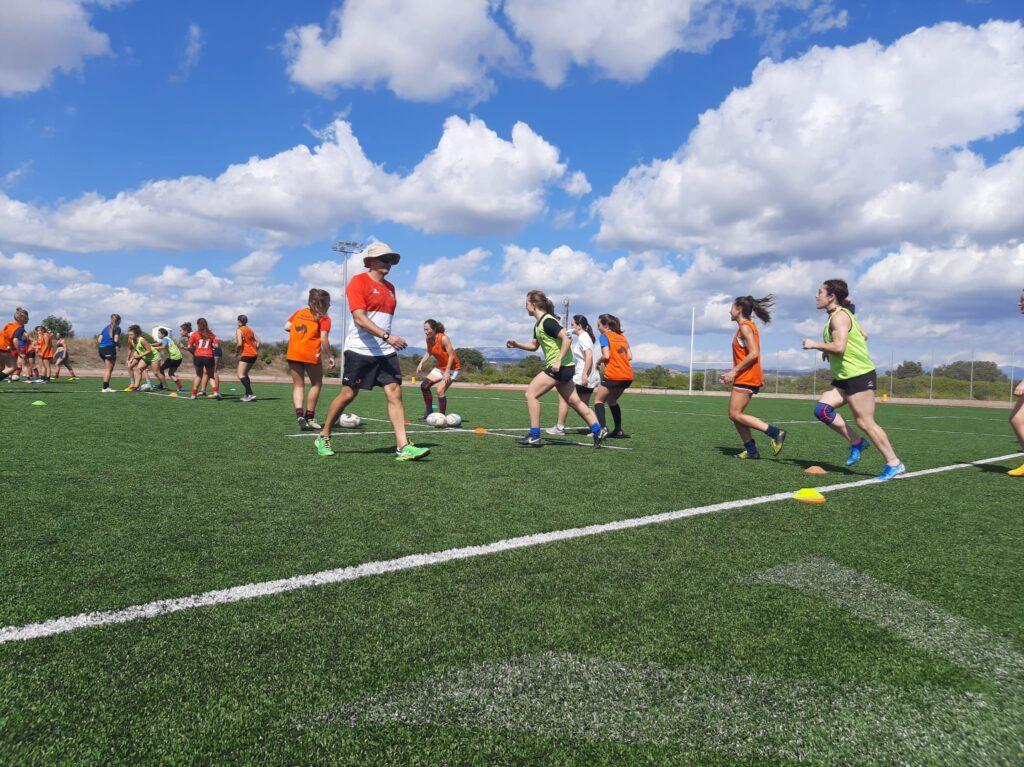 El equipo Femenino se concentró en la UAX