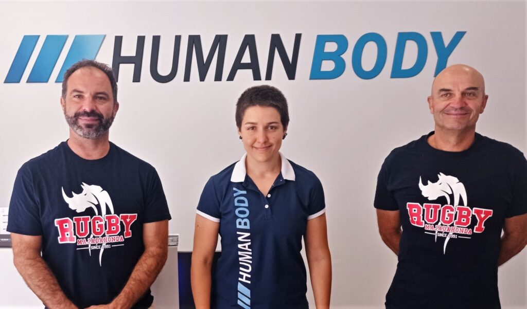 Human Body Fisioterapia nuevo patrocinador